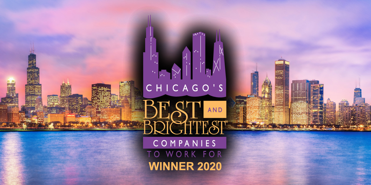 DragonSpears Named One of Chicago's 2020 Best Companies to Work For!