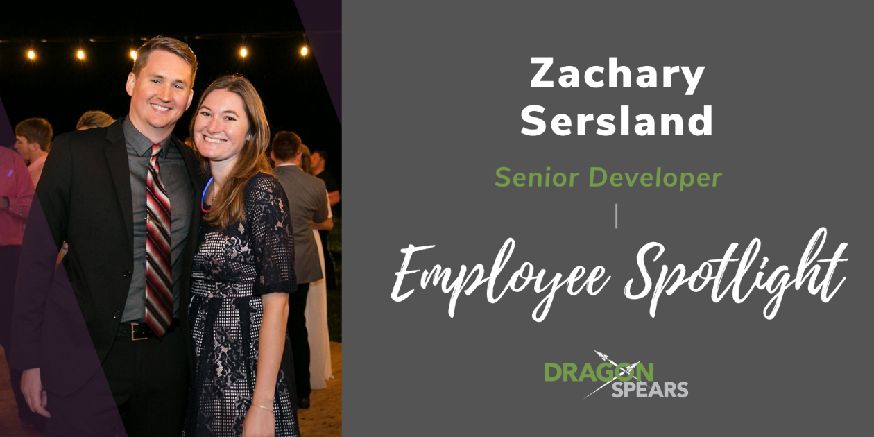 Employee Spotlight: Zachary Sersland