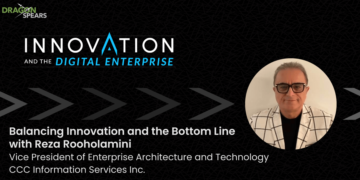 Balancing Innovation and the Bottom Line with Reza Rooholamini