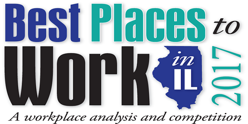 Dragonspears Received 2017's Best Places to Work in Illinois Award!