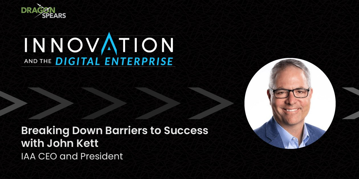 Breaking down Barriers to Success with John Kett