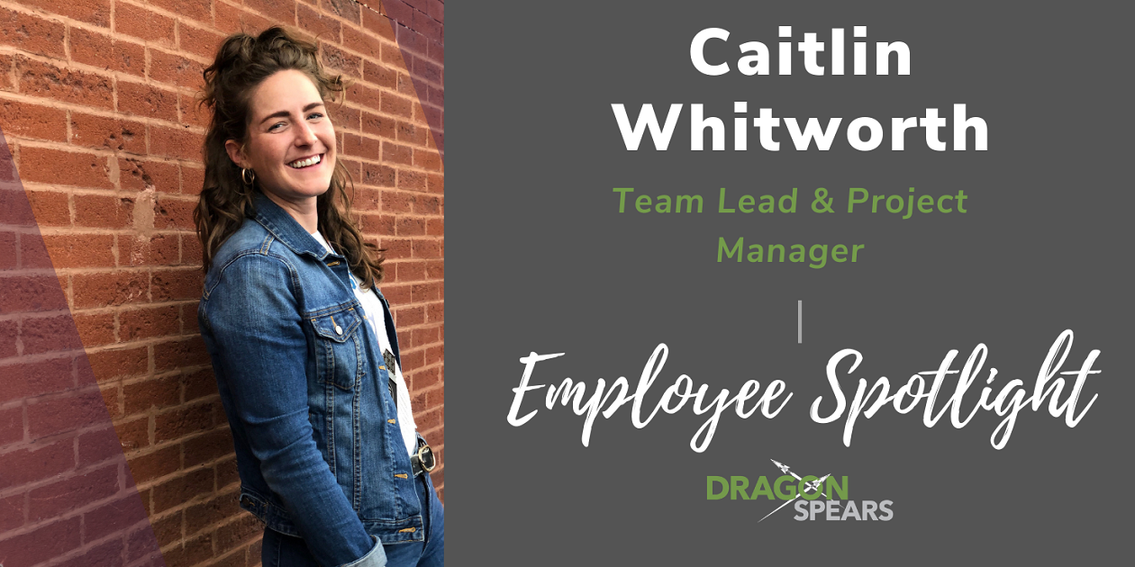 Employee Spotlight: Caitlin Whitworth