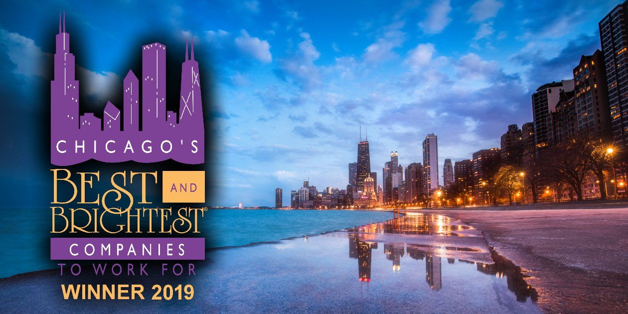 DragonSpears Named One of Chicago's 2019 Best Companies to Work For!