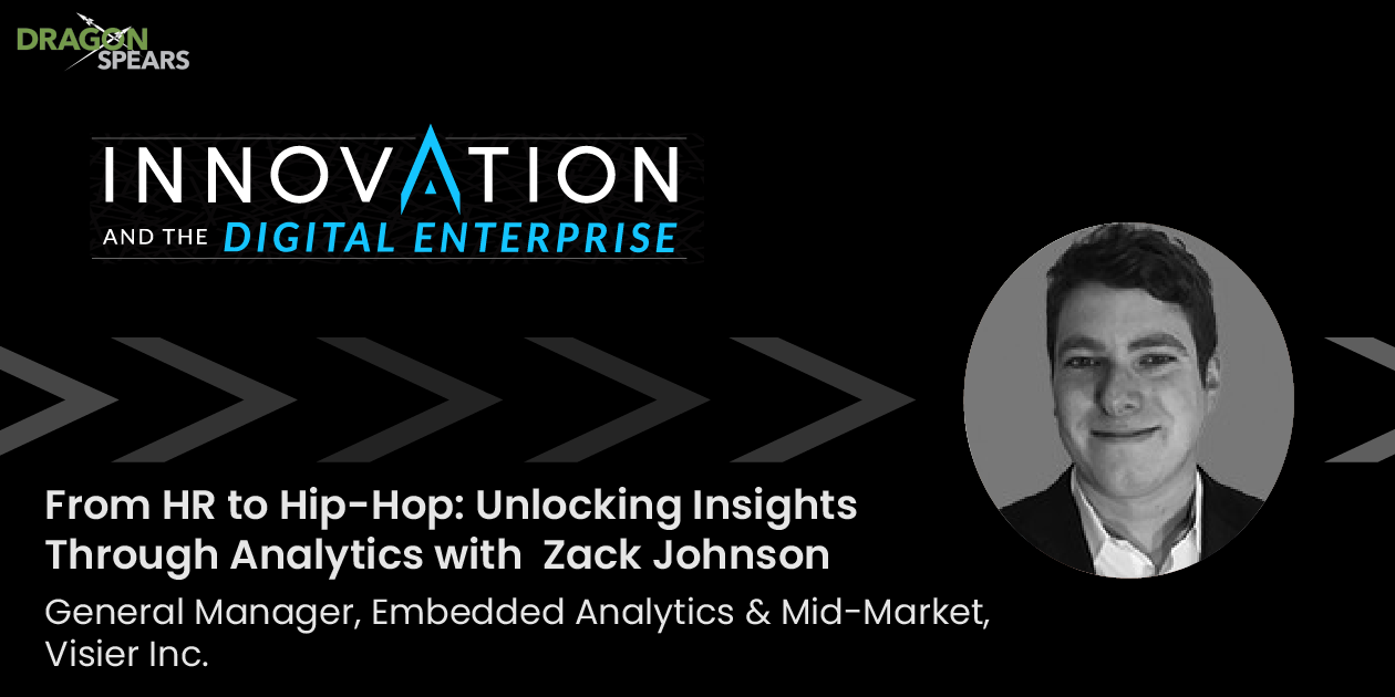 From HR to Hip-Hop: Unlocking Insights Through Analytics with Zack Johnson