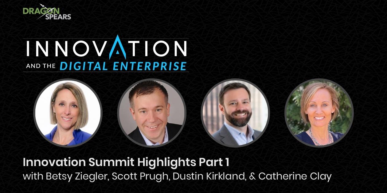 Read: Innovation Summit Highlights Part 1