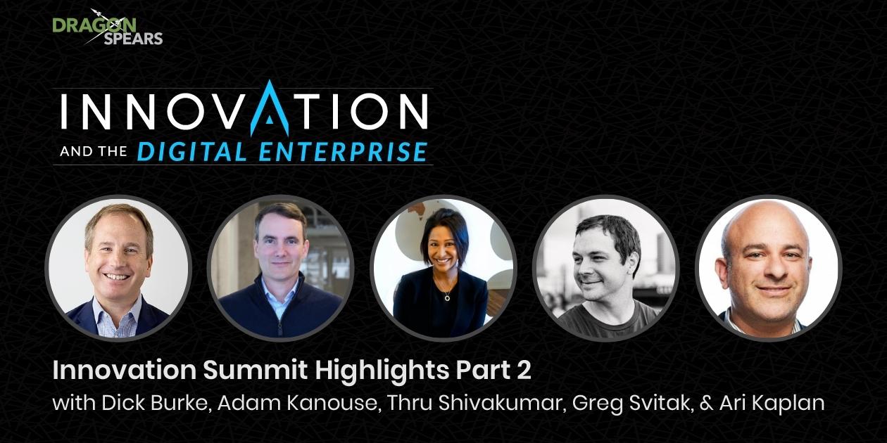 Read: Innovation Summit Highlights Part 2