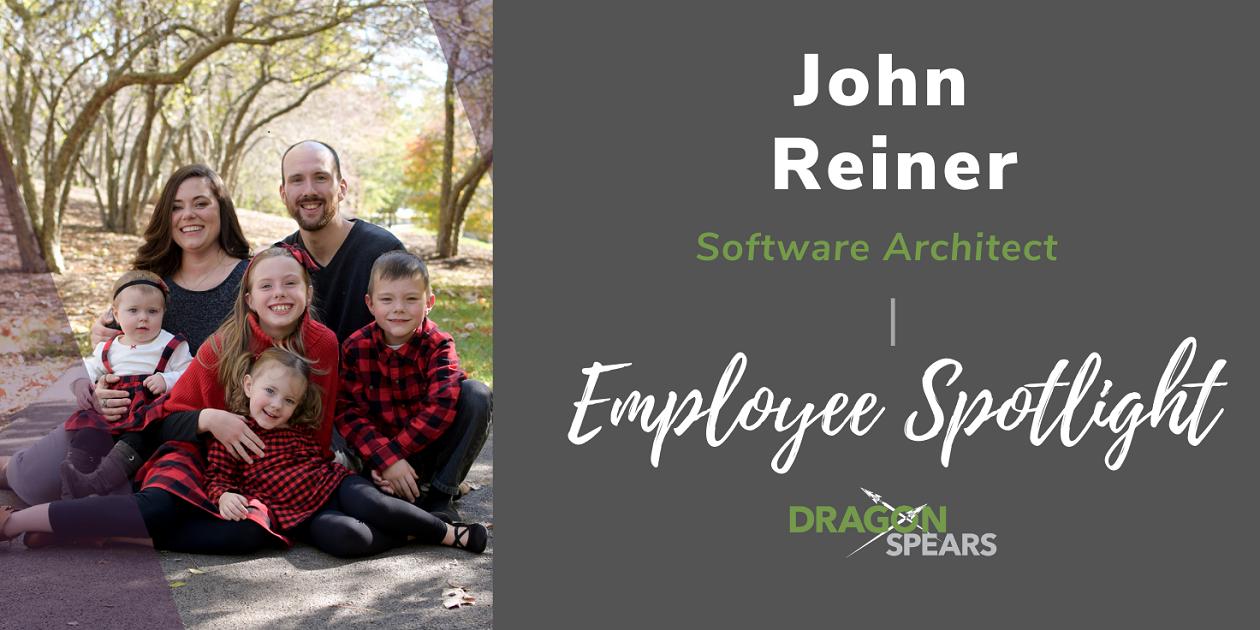 Employee Spotlight: John Reiner