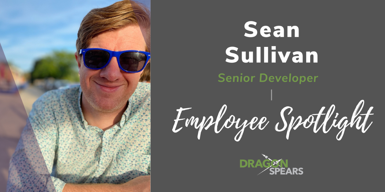 Employee Spotlight: Sean Sullivan